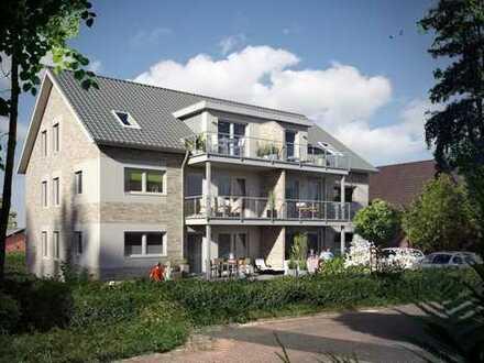 Neuwertige 3-Zimmer-Wohnung mit Balkon in Ibbenbüren