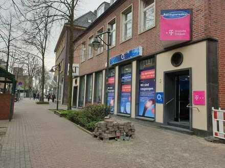 Einzelhandelsfläche im Stadtzentrum von Ahlen
