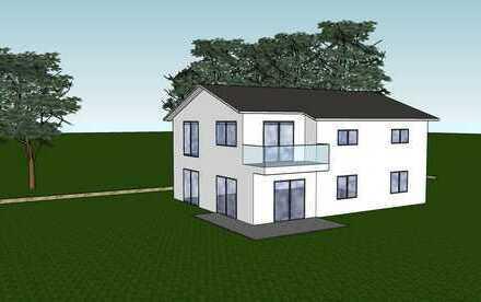 NEUBAU - Erdgeschosswohnung in 2 Familienhaus mit exclusiver Ausstattung