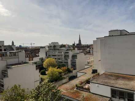 urbane Singlewohnung in der Oststadt