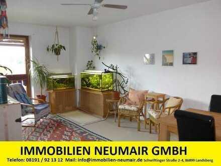 Penthouse - vermietetes Appartement