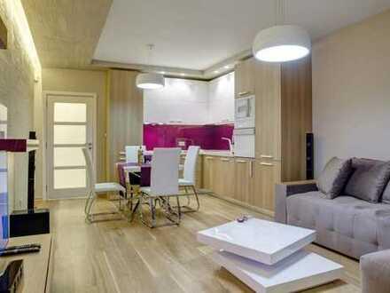 Modernisierte 3-Zimmer-Wohnung mit Balkon und EBK in Dresden