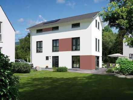 Attraktives Haus, 2VG + DG auf dem Grundstück in Ingersheim!