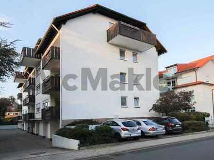 Neues Zuhause oder attraktives Renditeobjekt - 3-Zi.-ETW mit Balkon in Mörfelden-Walldorf