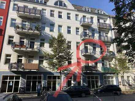 Bild_Geräumige 1-Zimmer-Wohnung mit Balkon in Prenzlauer Berg bis 31.12.2019