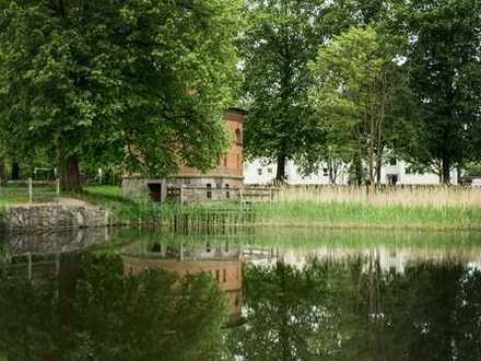 Mecklenburgische Schweiz, wohnen am Malchiner See!