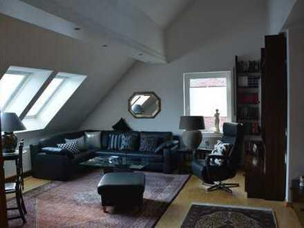 Etwas ganz Besonderes - 3-Zimmer-Maisonette-Wohnung mit Balkon und Einbauküche in Bocholt