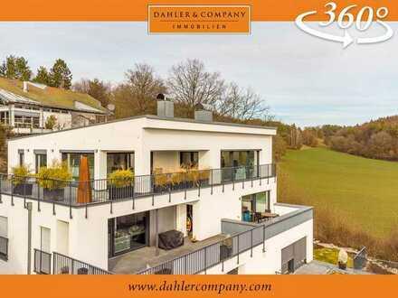 Exklusives Penthouse mit höchstem Wohnkomfort - über den Dächern von Grafenau