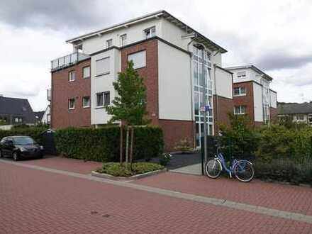 Barrierefreie 3,5-Zimmer-Wohnung mit Balkon und Einbauküche in Bottrop-Kirchhellen