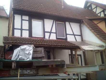 Altes Fachwerkhaus Fellbach Stadtmitte