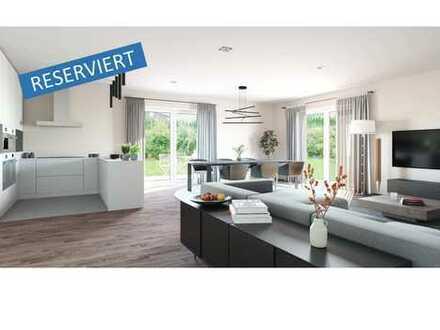 RESERVIERT - WE04 - moderne 3-Zimmer-Familienwohnung mit Garten in Südausrichtung