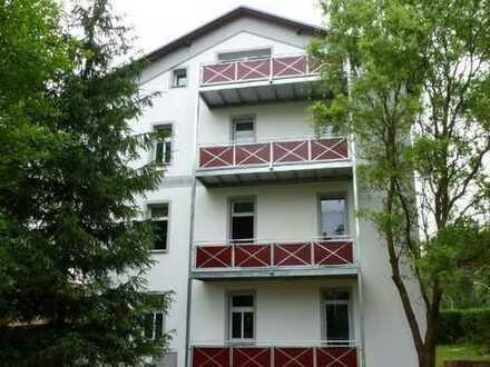 Tolle 2-Raum-Wohnung im Dachgeschoss!