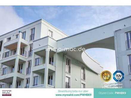NEUBAU-ENSEMBLE Am Olympia Wohn Park! Schöne und luftig geschnittene 3-Zimmer Wohnung mit 2 Balkonen