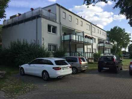 Schöne Penthouse-Wohnung mit großer Dachterasse
