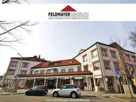 Renovierte, helle Büro- & Praxisräume mit Dachterrasse in zentraler Lage in Augsburg-Hochzoll