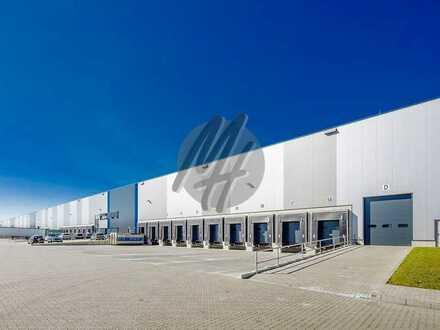 PROVISIONSFREI ✓ LOGISTIK-NEUBAU ✓ östliche Rhein-Main-Region ✓ 30.000 m² / teilbar ✓ TOP-Ausstatt ✓