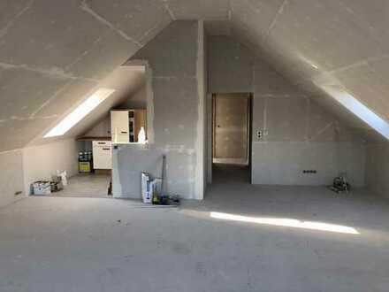 Erstbezug nach Sanierung mit EBK und Balkon: schöne 2-Zimmer-Wohnung in Haltern am See