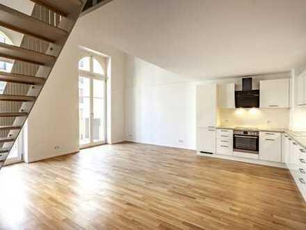 Großzügige 4-Zimmerwohnung mit Galerie I Bodenheizung | Einbauküche | Gäste-WC | Balkon