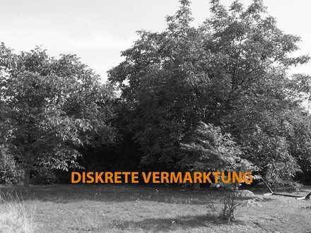Villengrundstück in Premiumlage von Ratingen-Hösel mit Altbestand