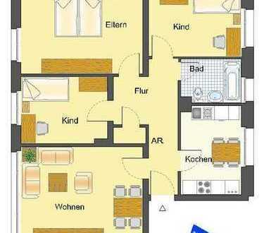 Bonn-Zentrum, ideal aufgeteilte 4 Zimmer WE