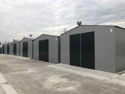 Lagerhalle Garage Werkstatt Lagerhaus Lagerfläche Storage 24/7 Zugang