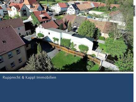 Sehr Luktratives Mehrfamilienhaus mit Klimaanlagen und renoviert im Herzen Kemnath's