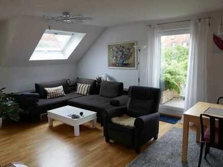 Sehr schöne, ruhige 4-Zimmer Maisonette Wohnung in Toplage