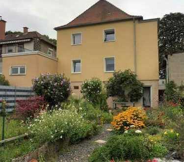 Rheinblick TOTAL! Idyllisches Haus. 141 m² Wfl., 391m² Grundst. Sehr ruhige LAGE!DAS FAMILIENHAUS!