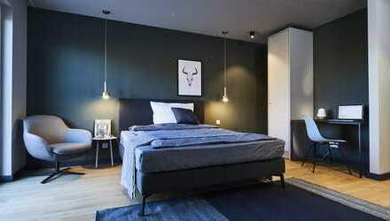 Möbliertes S Apartment mit Terrasse in Wolfsburg