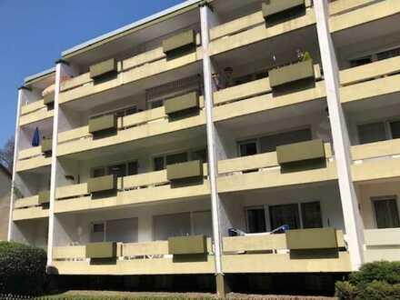 Apartment in ruhiger, grüner Stadtrandlage