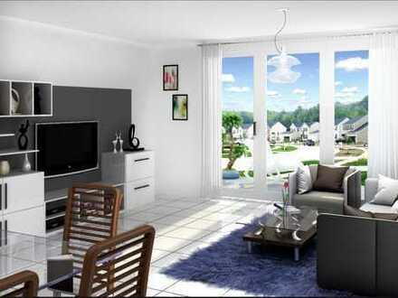 Sonnendurchflutete Eigentumswohnung auf 3 Etagen mit herrlichem Blick ins Grüne!