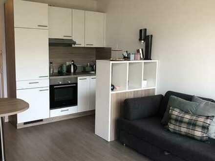 Moderne 1-Zimmer-Wohnung für Studierende+Azubis