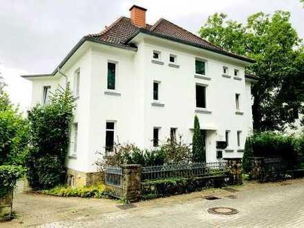 Stadtvilla Mehrfamilienhaus 3 Wohnungen Traumgrundstück mit Weitblick + Ausbaureserven