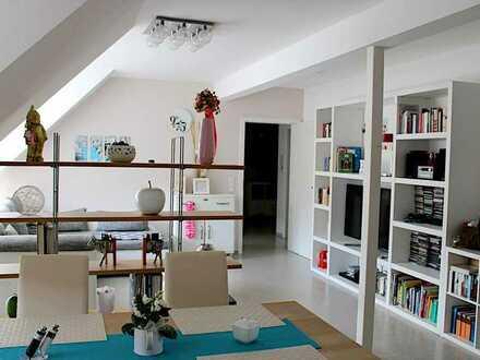 Ideales Wohnumfeld in stadtnaher Lage: 2-Zimmer-Wohnung mit Balkon in Oftersheim