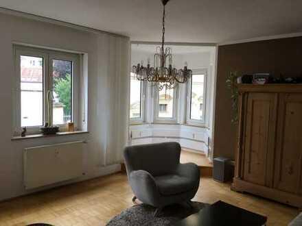Gemütliche 3 (plus 1) Zimmer Wohnung in der Augsburger Innenstadt