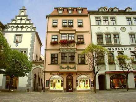 Haus Schotte- WG mitten im Zentrum im Naumburg