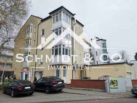 5 Familienhaus + Gewerbeeinheit in Langen Zentrum