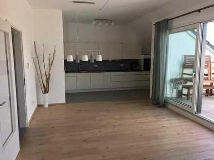 Schöne, geräumige drei Zimmer Wohnung in Deggendorf (Kreis), Stephansposching