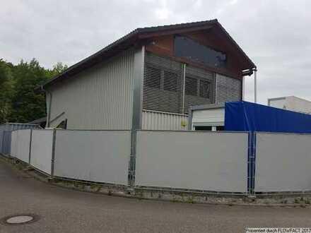 Büro und Lagerflächen im Teileigentum verkehrsgünstig in Remchingen-Singen zu veräußern