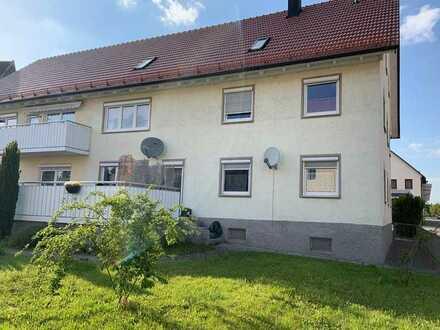Schöne Doppelhaushälfte mit fünf Zimmern in Krumbach (Schwaben) OT Niederraunau