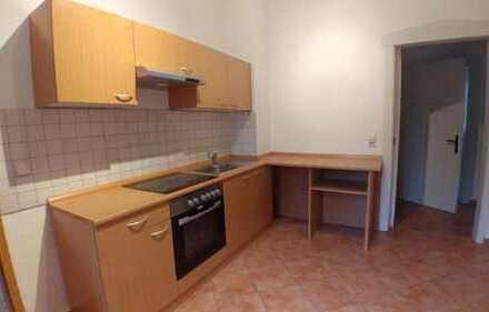 3-Raum-Wohnung am Stadtrand von Zeulenroda mit Einbauküche