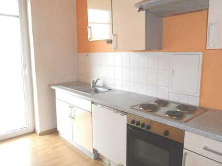 2 Zimmer Wohnung mit Balkon und Einbauküche in Ruppertsgrün zu vermieten!!