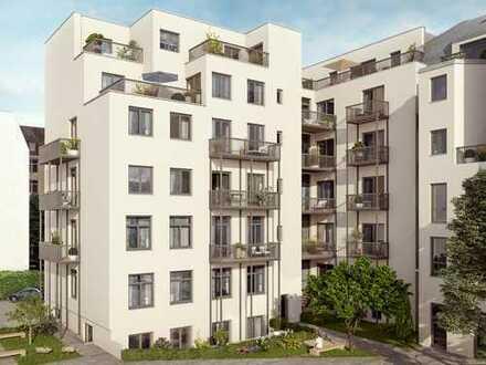 Hervorragende Verkehrsanbindung! 2-Zimmer-Erdgeschosswohnung mit Balkon in Frankfurt am Main