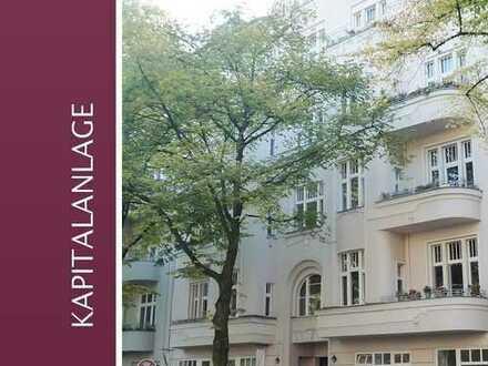 Vermietete Zweizimmerwohnung unweit des Volksparks Wilmersdorf