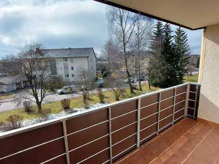 Sonnige 2 Zimmer-Wohnung mit Süd-Balkon und Tiefgaragenplatz! *provisionsfrei*