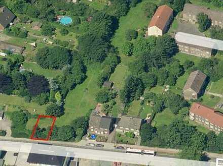 Besondere Gelegenheit !!! Grundstück inkl. Baugenehmigung für eine Doppelhaushälfte oder MFH