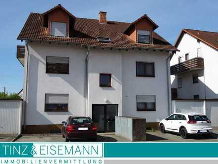 2 – Zimmer - Wohnung im OG mit Balkon und Stellplatz in 76661 Philippsburg