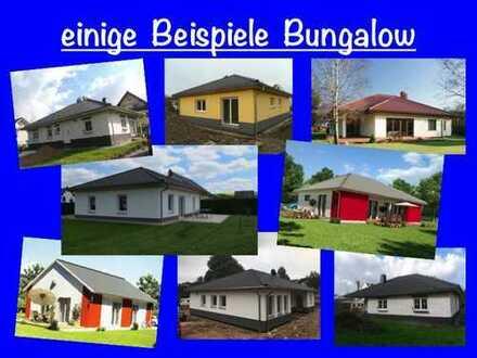 BUNGALOW mit 100 m² Wohnfläche