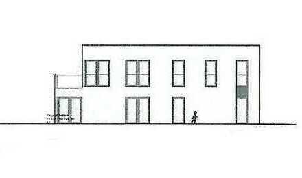 Neubauwohnung im Erdgechoss mit Terrasse und Stellplätzen