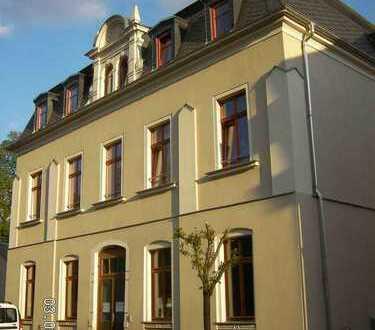 Stadtnahes Landleben: Sehr schöne 2 Raum Wohnung mit Balkon, nicht nur für Pendler sehr attraktiv!